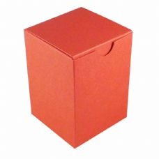 Red Tall Designer Favour Boxes